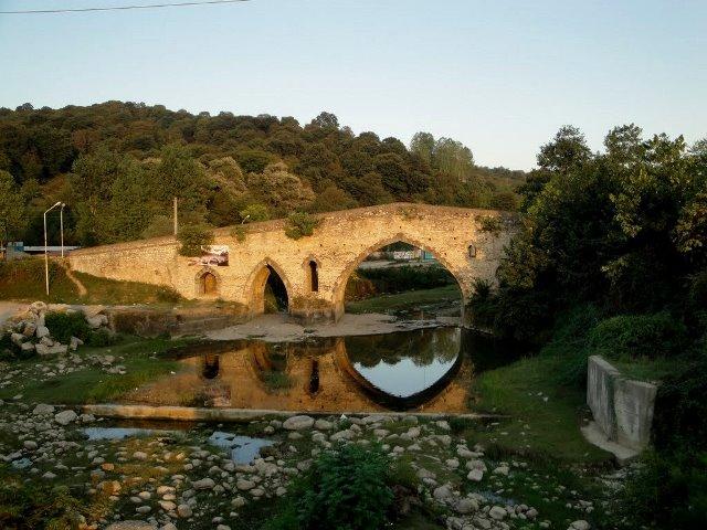 شاپور 2 پل شاهپور شیرگاه سوادکوه