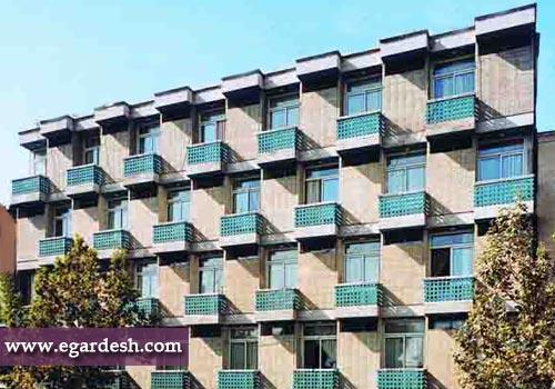 هتل پارسیان عالی قاپو اصفهان