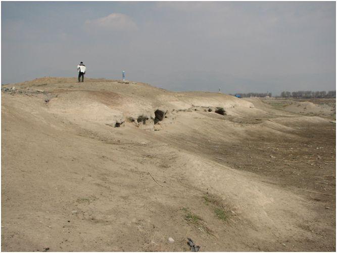 محوطه باستانی باباسلمان محوطه باستان شناسی باباسلمان