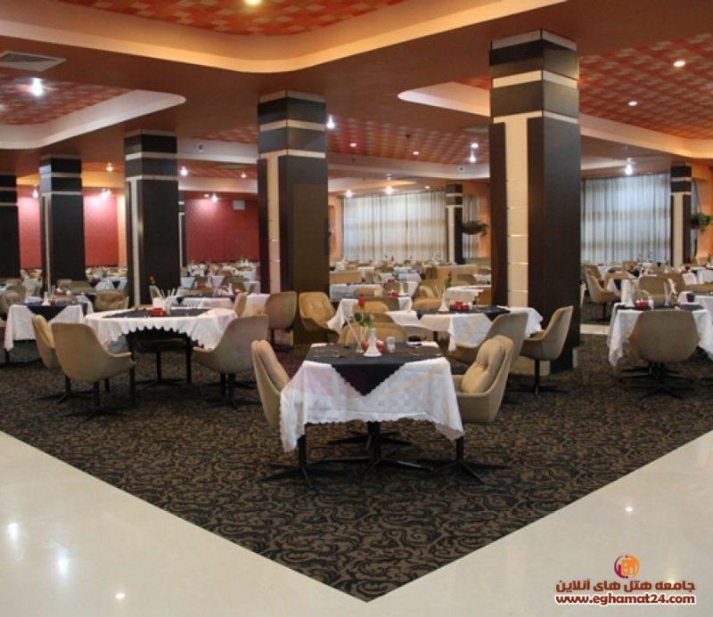 پارسیان 8 هتل پارسیان آزادی رامسر