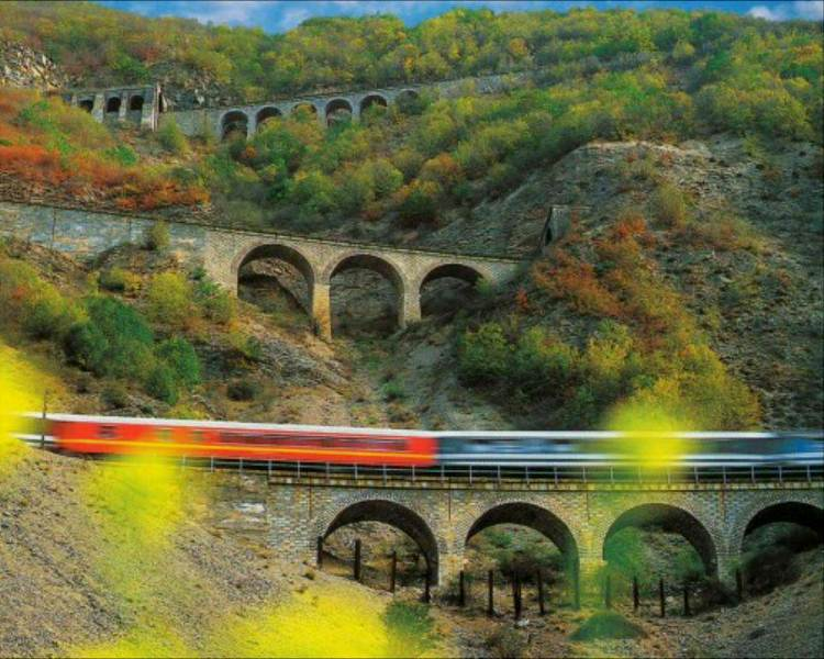پل ورسک و سه خط طلا