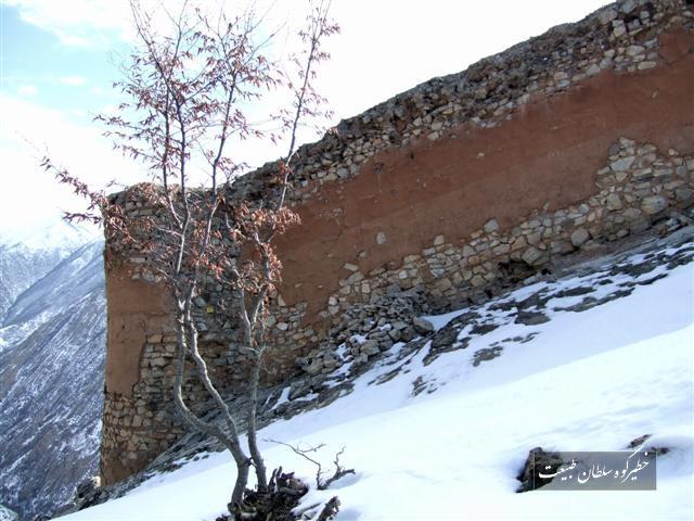 کنگلو 3 قلعه کنگلو خطیرکوه