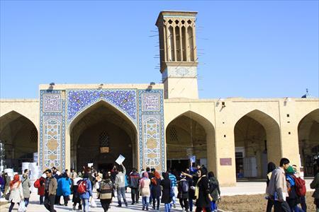 001477161 حضور دومین گروه تورگردانان خارجی در ایران