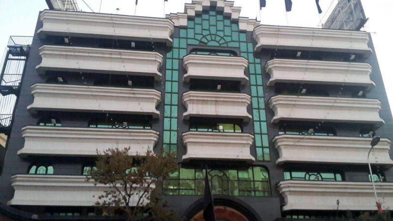 1340 هتل نور مشهد