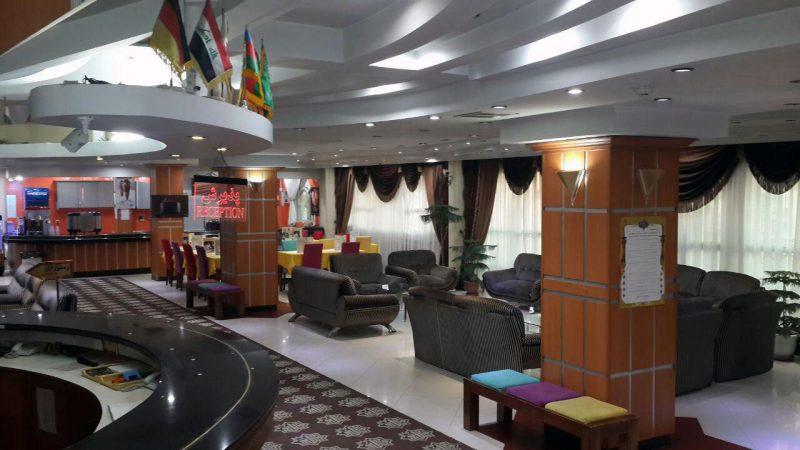 1343 هتل نور مشهد