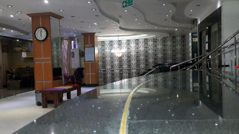 1344 هتل نور مشهد