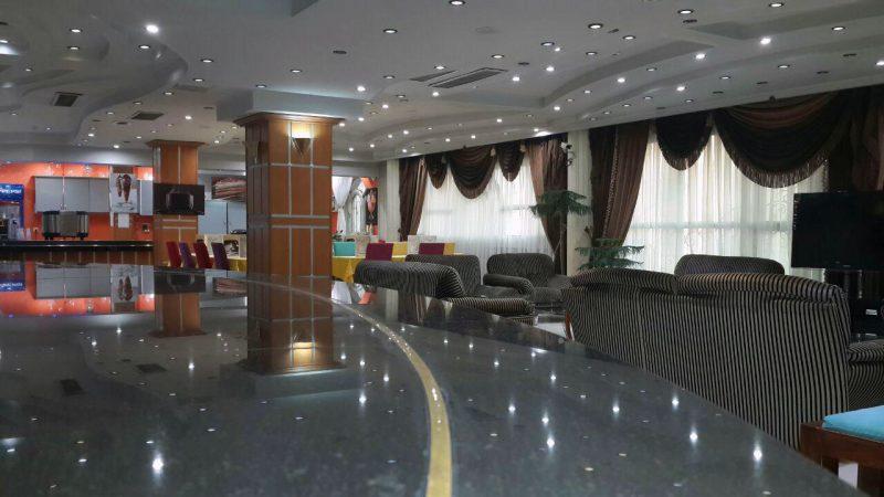 1345 هتل نور مشهد