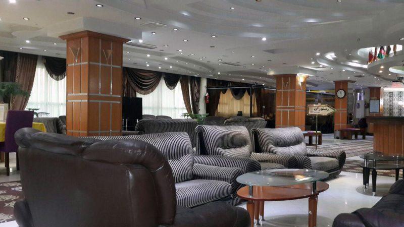 1348 هتل نور مشهد