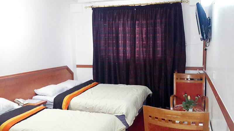 1354 هتل نور مشهد