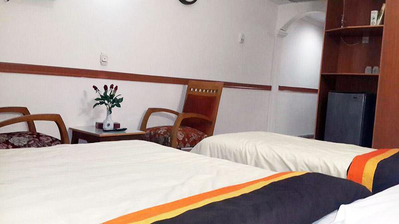 1355 هتل نور مشهد