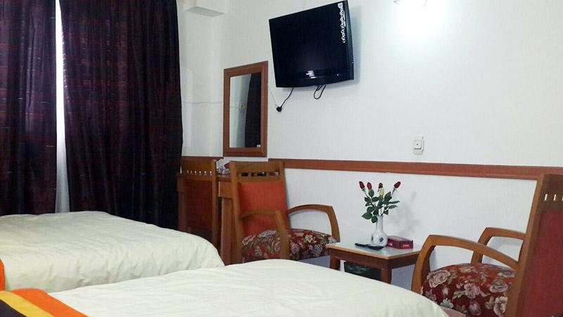 1356 هتل نور مشهد