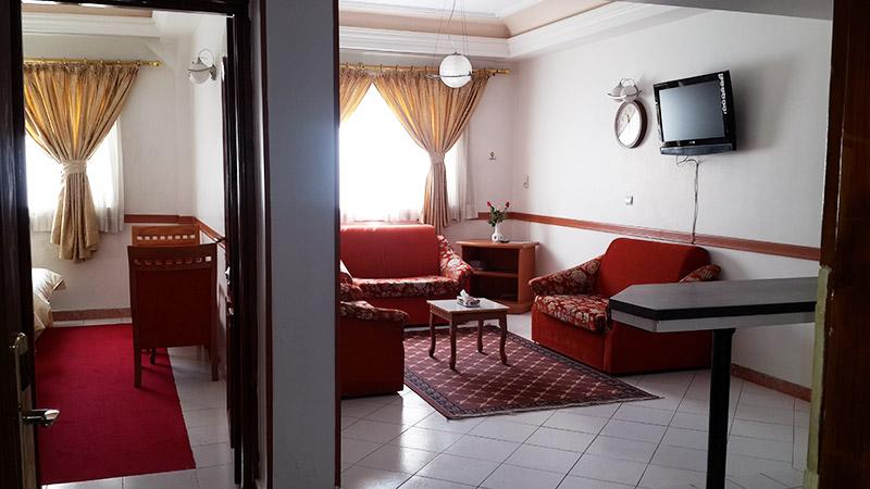 1358 هتل نور مشهد