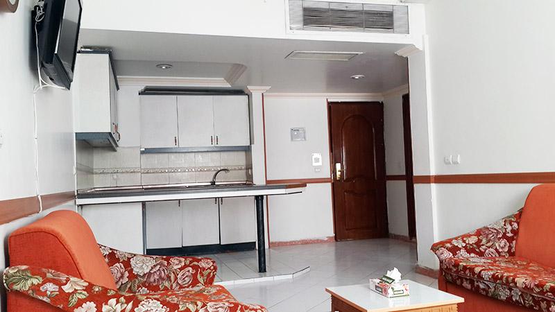 1360 هتل نور مشهد