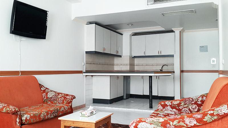1361 هتل نور مشهد