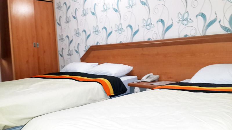 1364 هتل نور مشهد