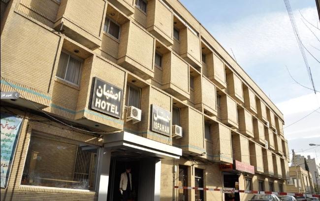 2050 هتل اصفهان