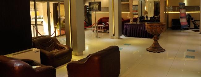 2053 هتل اصفهان