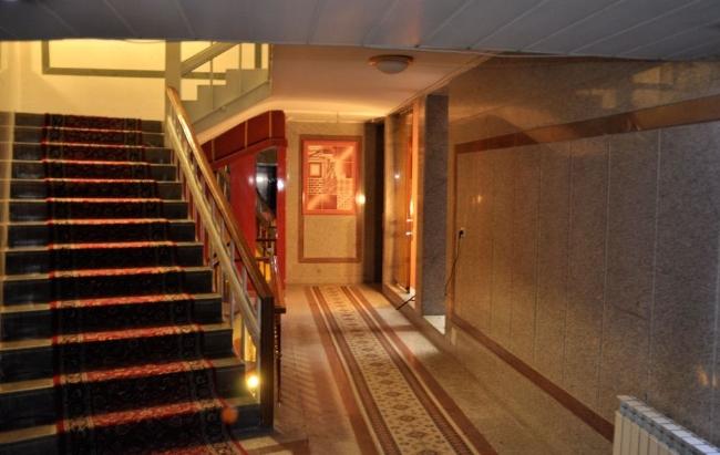 2054 هتل اصفهان