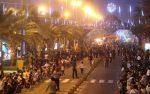 سه هزار شهروند و گردشگر برخوان گسترده رمضان در کیش گردهم آمدند