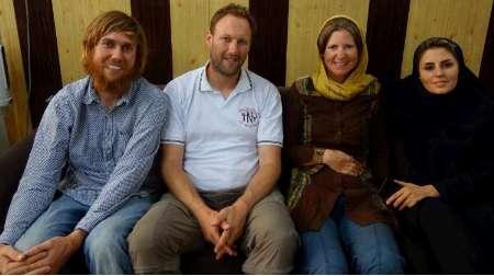 81252978-5849869 احساس خوشایندخانم و آقای مولر در ایران