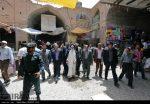گام بلند برای مرمت و بازسازی بازار بزرگ کرمان