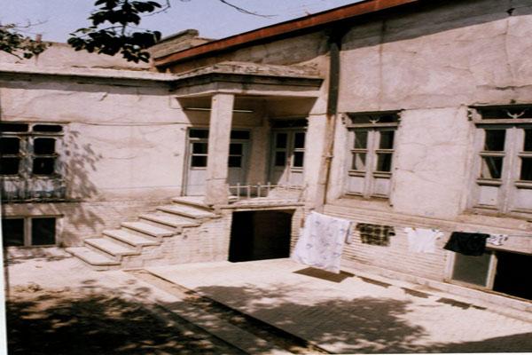 IMG13520611 مرمت خانه تاریخی مهربان برای حضور شهردار