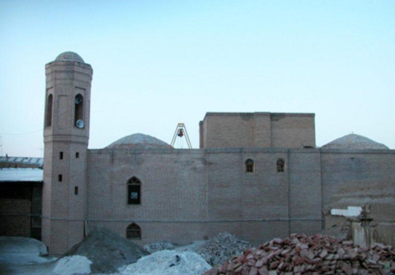 b566 مسجد جامع بناب مرند