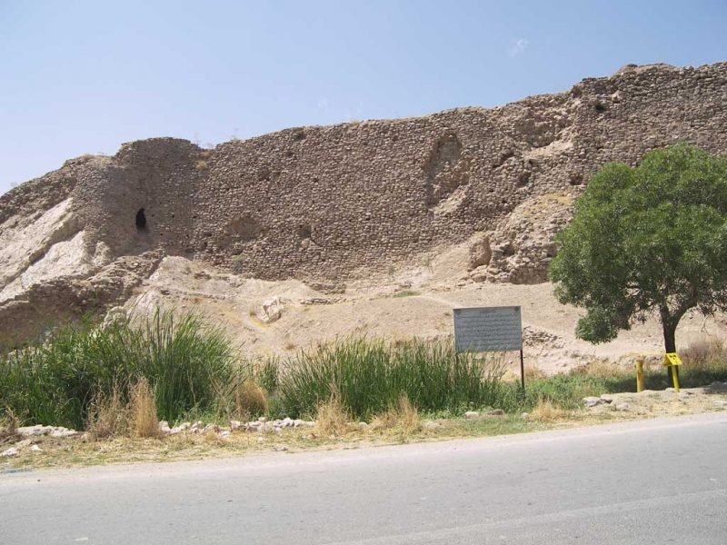 قلعه تاریخی گلخندان