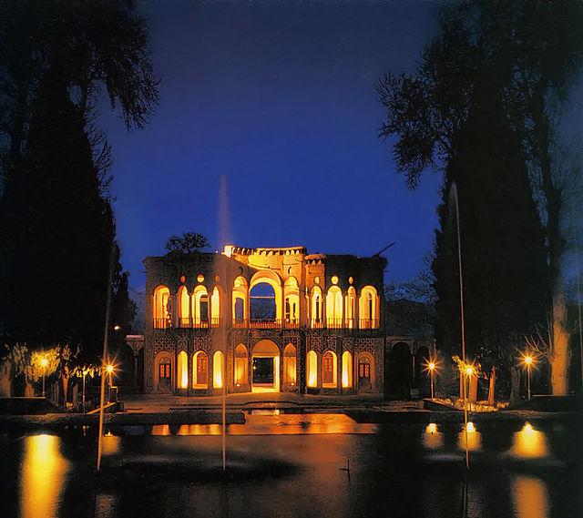 باغ شاهزاده ماهان - کرمان
