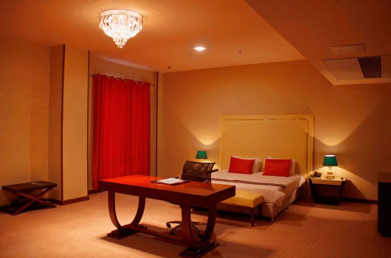 هتل بوتانیک گرگان