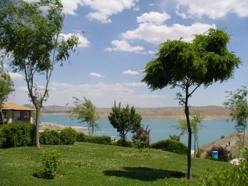 دهکده دهکده فرهنگی تفریحی زاینده رود