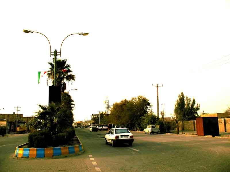 رودبار جنوب شهر رودبار کرمان