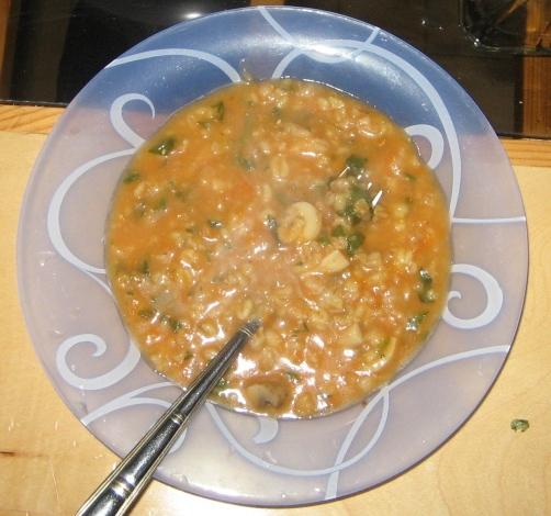 سوپ جو کلاسیک