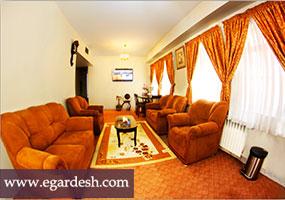 آپارتمان هتل شمس شیراز