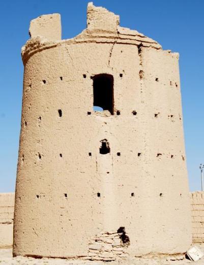 مهردشت 1 حسینیه قدیمی مهرآباد