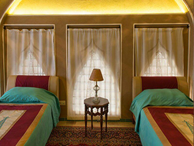 هتل خانه عامری ها کاشان