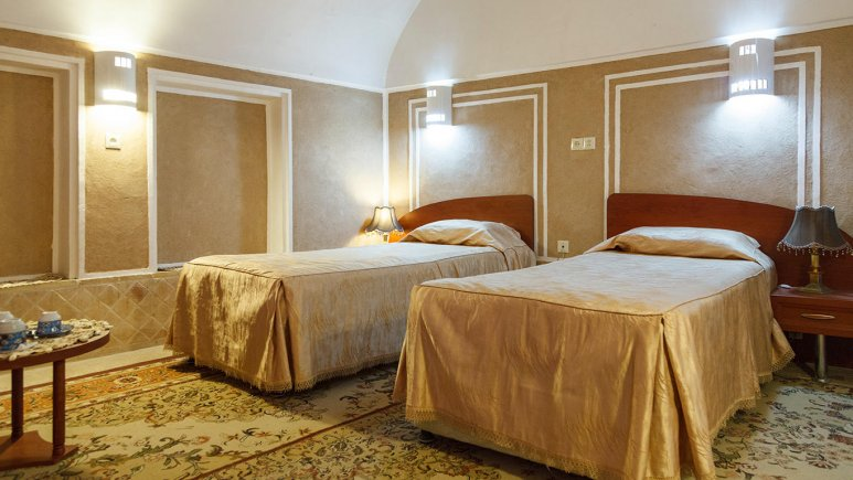 هتل کاروانسرای مشیر یزد