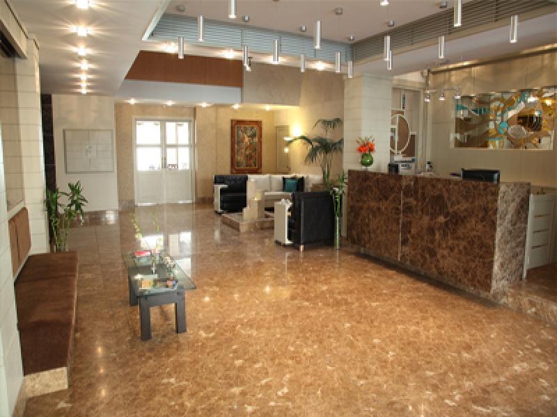 1 هتل داریوش کرمانشاه