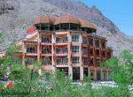 هتل بزرگ کوهستان بیرجند