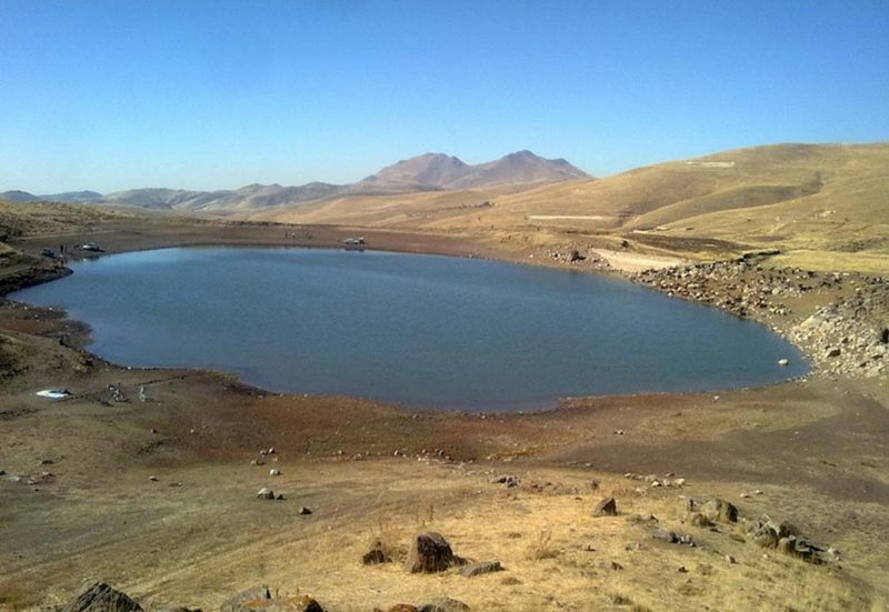 16 دریاچه دریابک