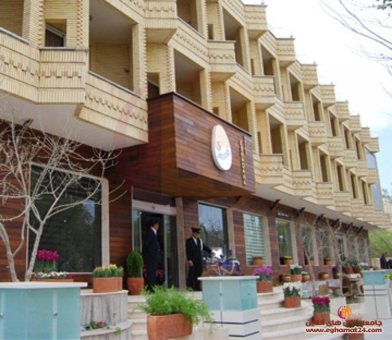 1731 هتل اسپادانا اصفهان