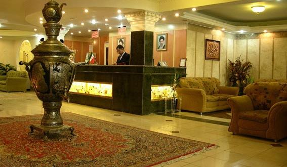 2029 هتل آزادی اصفهان