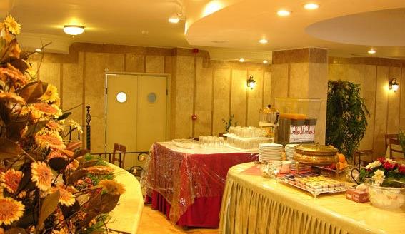 2031 هتل آزادی اصفهان