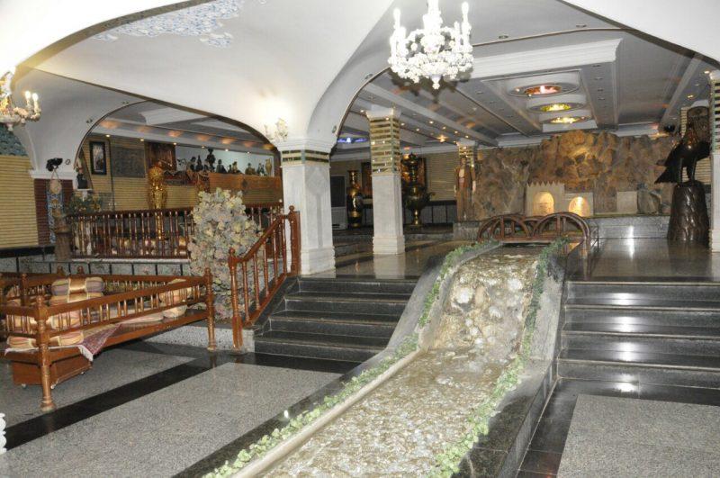 هتل جمشيد كرمانشاه