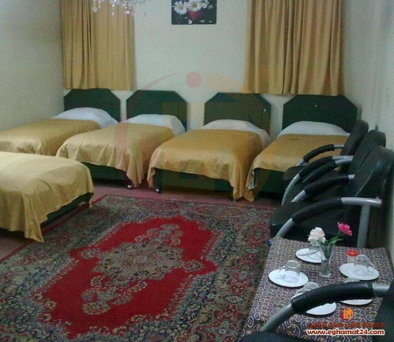 هتل ثلاثی يزد