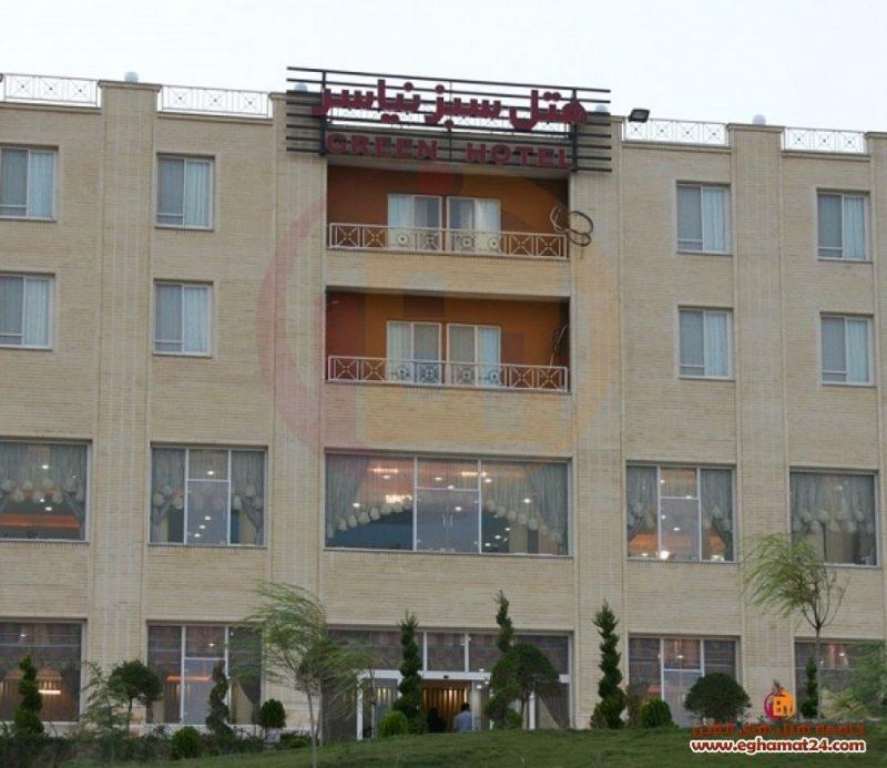 4276 هتل سبز نیاسر