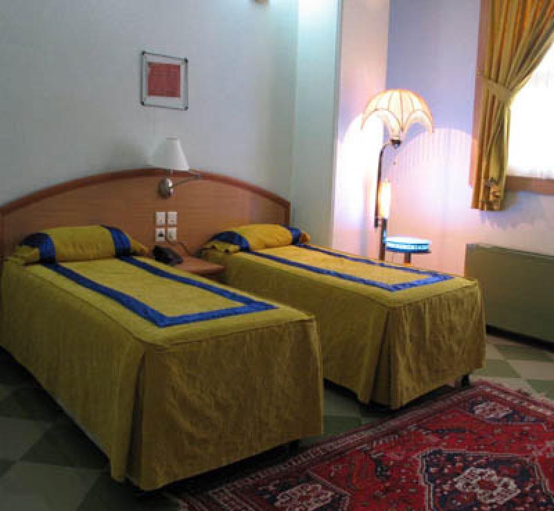 5 هتل گواشیر کرمان