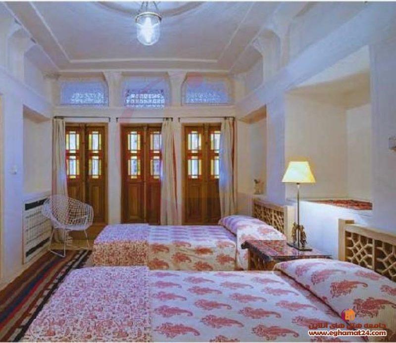 5796 هتل منوچهری کاشان