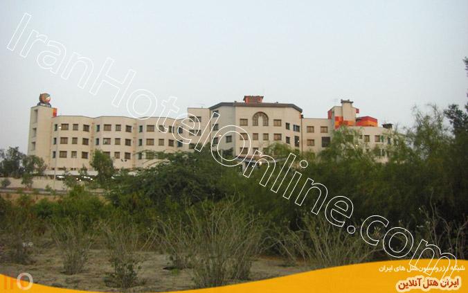هتل ليپار چابهار