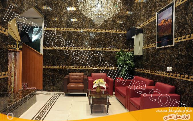 هتل مينا تهران